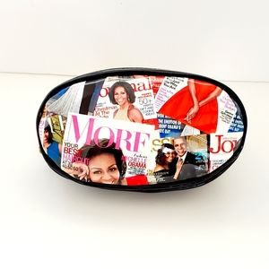 Michelle Obama Faux Leather Fanny Pack